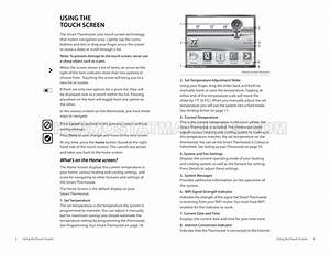 Ecobee Smart Thermostat Thermostat User Manual