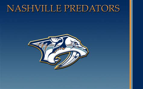 Nashville Predators Picture by 43 Nashville Predators Wallpapers Hd On Wallpapersafari