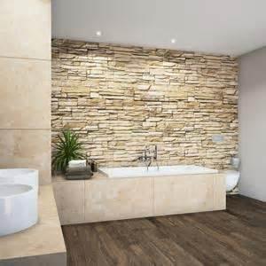 steindesign wandgestaltung steinwand wohnzimmer hell moderne inspiration innenarchitektur und möbel