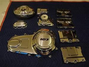 103 Chrome Engine Parts