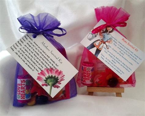 Mothers Survival Kit Free Gift Ideal Gift For Mum