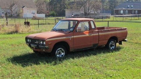 Datsun 620 King Cab by Lost In Suburbia 1976 Datsun 620 King Cab