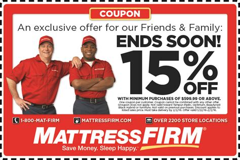 mattress firm coupons mattress firm coupons