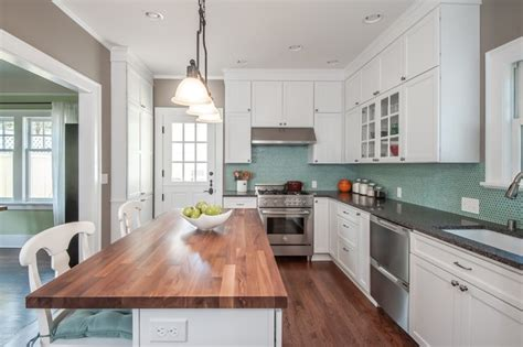capitol hill dutch colonial traditional kitchen