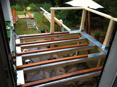 Die Besten Idee Erhöhte Terrasse Bauen On Garten Terrasse