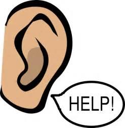 save the ear clip art at clker com vector clip art online royalty free public domain