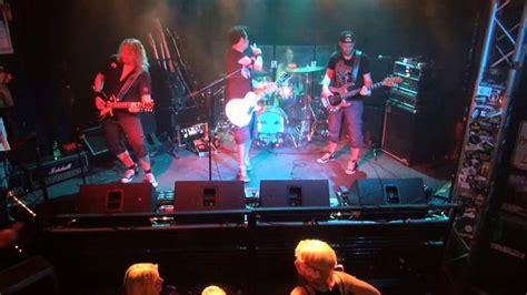 "Magical Heart ""trailer""  Live  Garage Deluxe, München"
