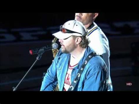 Toby Keith Tribute To Wayman Tisdale  Youtube