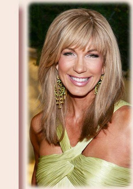 Medium Length Hairstyles For In Their 50s by Medium Layered Hairstyles 50 Hairstyles