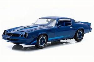 1979 Chevrolet Camaro Z28  Blue - Greenlight 12904  18
