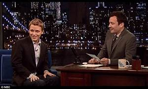 Ronan Farrow talks about his childhood on Late Night With ...
