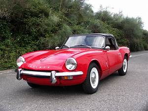 Triumph Spitfire - Information And Photos
