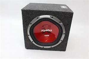 Sony Xplod 1100w 10 U0026quot  Subwoofer