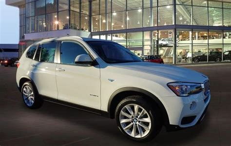 The 2016 bmw x3 comes in 4 configurations costing $38,950 to $46,800. 2016 BMW X3 - Overview - CarGurus