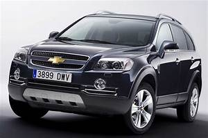 Fiche Technique Chevrolet Captiva 2 0 Vcdi 127 2010