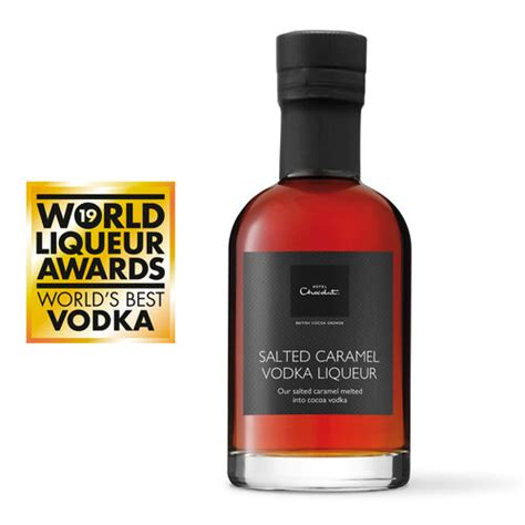 Whether you use it in original cocktails or replace regular vodka in classic mixed vodka drinks, you're. Salted Caramel Vodka Liqueur 200ml