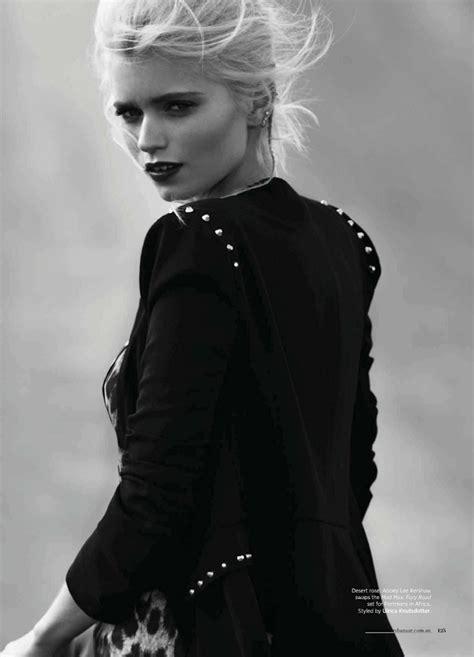 Abbey Lee Kershaw For Harpers Bazaar Australia
