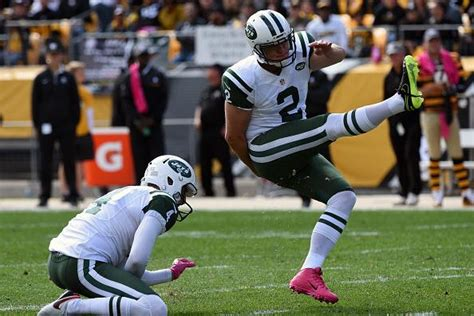 Nick Folk Released By New York Jets Bleacher Report