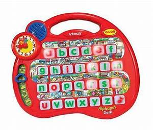 buy vtech educational alphabet phonics desk at best price With best toys for learning letters