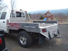 Sled Deck Ramp by Custom Flat Truck Beds 2016 Car Release Date