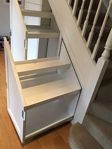 Understair, Storage
