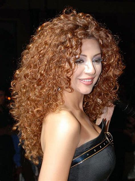 HD wallpapers hairstyle curly long hair