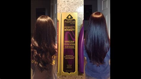 One And Only Argan Oil Hair Color 5rv