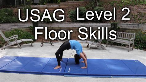 usag level 2 floor skills youtube