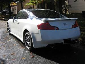 Infiniti G35 Coupe 2005  Low Milage  Ivory Peral  Manual