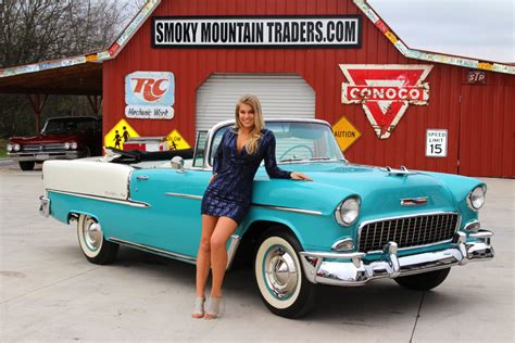 1950 to 1959 Classic Chevrolet Cars and Trucks
