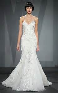 kleinfelds wedding dresses zunino wedding dress for kleinfeld fall 2014 bridal 5 onewed