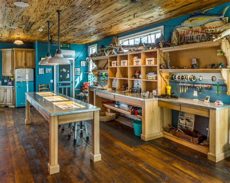 Craft Room Garage And Shed Design Ideas, Pictures, Remodel