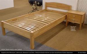Otto Versand Möbel Betten : vaja buche massivholz einzelbett otto betten prinz gmbh ~ Bigdaddyawards.com Haus und Dekorationen