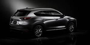 Mazda Cx 8 : 2018 mazda cx 8 revealed in japan photos caradvice ~ Medecine-chirurgie-esthetiques.com Avis de Voitures