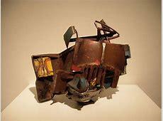 John Chamberlain Sculpture – Daily Art Fixx