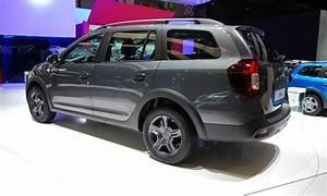 Dacia Logan Mcv Stepway 2017 : dacia a ginevra 2017 punta sulla nuova logan crossover ginevra 2017 le foto dagli stand ~ Maxctalentgroup.com Avis de Voitures