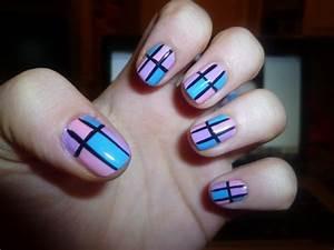 Easy Nail Art Design Ideas - Nail Art Ideas for short Nails