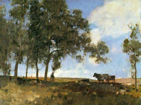 victorian british painting edward arthur walton