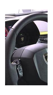 2017 Lamborghini Aventador S interior close-up - YouTube