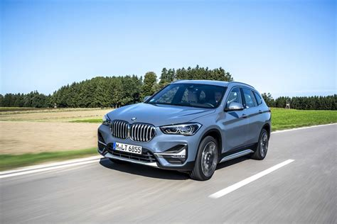 Bmw has made very few changes to the x1 for 2021: The new BMW X1 xDrive25d, X Line, Storm Bay metallic (09/2019)