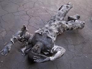 Poseable Kemmler Burn Body with Jumpsuit – Dapper Cadaver ...