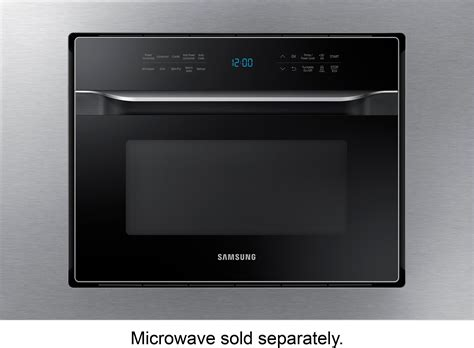 Best Buy Countertop Microwaves by Samsung Trim Kit For Samsung Mc12j8035ct Countertop