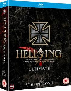 Hellsing: Ultimate - Parts 5-8 Blu-ray Zavvi com