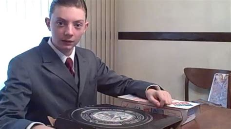 Kid in Oversized Suit Reviews Domino's Pizza on CollegeHumor