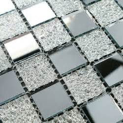 glass mosaic tiles deco mesh mirror tile flooring cheap