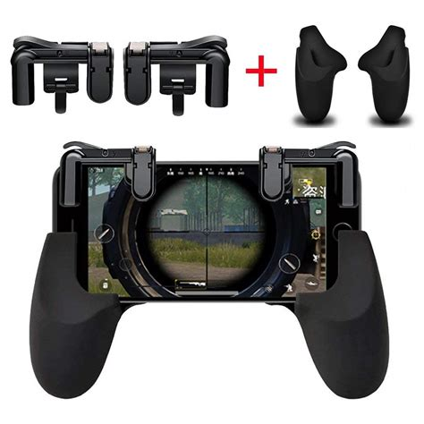 best pubg mobile controllers for android and iphone 2018