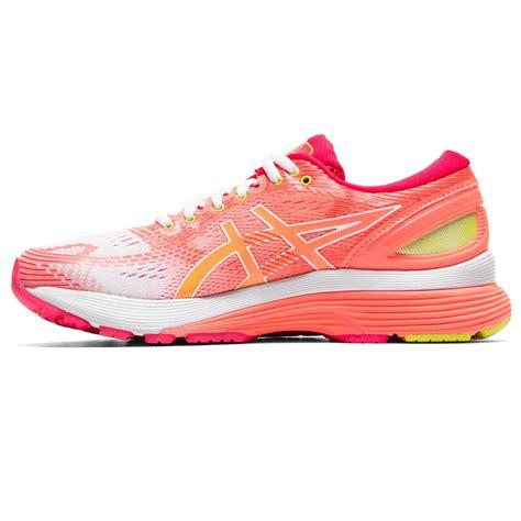 Asics Gel-Nimbus 21 Ladies Running Shoes - Sweatband.com