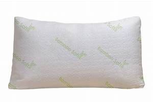 what is the best memory foam pillow for side sleepers With bamboo filled pillows