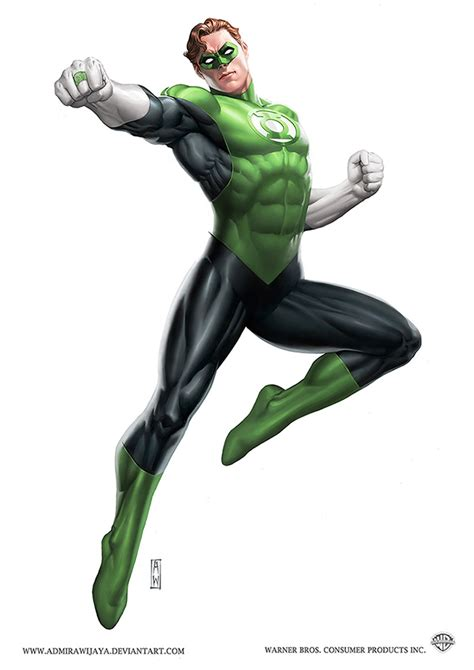 green lantern by admirawijaya on deviantart