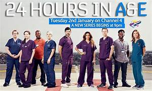 24 Hours in A&E is back with its 14th series - St George's ...